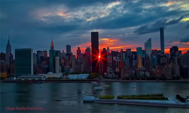 TP NYC July 4 sunset 7 4 15