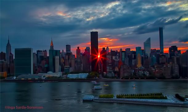TP NYC July 4 sunset 7 4 15